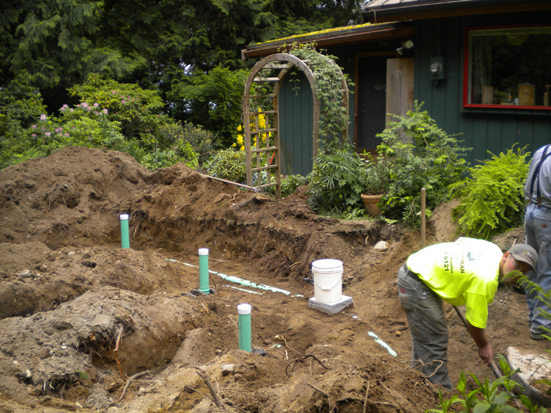 gallery steve kelly construction excavation and septic ForKitsap Septic