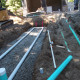 Downspout infiltration, Bainbridge Island