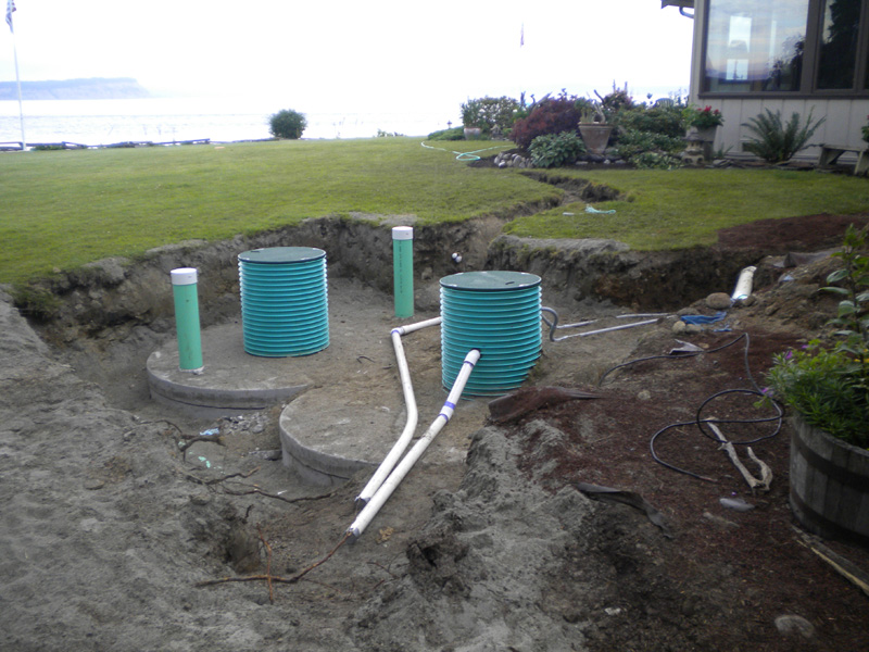 Septic System Repair Hansville North Kitsap Septic System