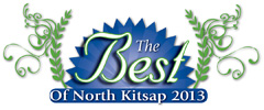 Winner, Best of North Kitsap 2013